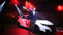 Honda Civic Type R at 2015 Geneva Motor Show