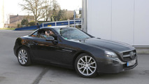 Mercedes-Benz SLC makes a comback in 20 fresh up close spy shots