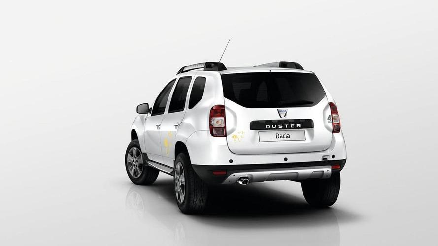 Dacia Duster Air & Sandero Black Touch announced for Paris