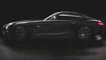 Mercedes-AMG GT render