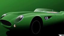 Art-Kahn teases their Flying Huntsman & D-Type inspired roadster