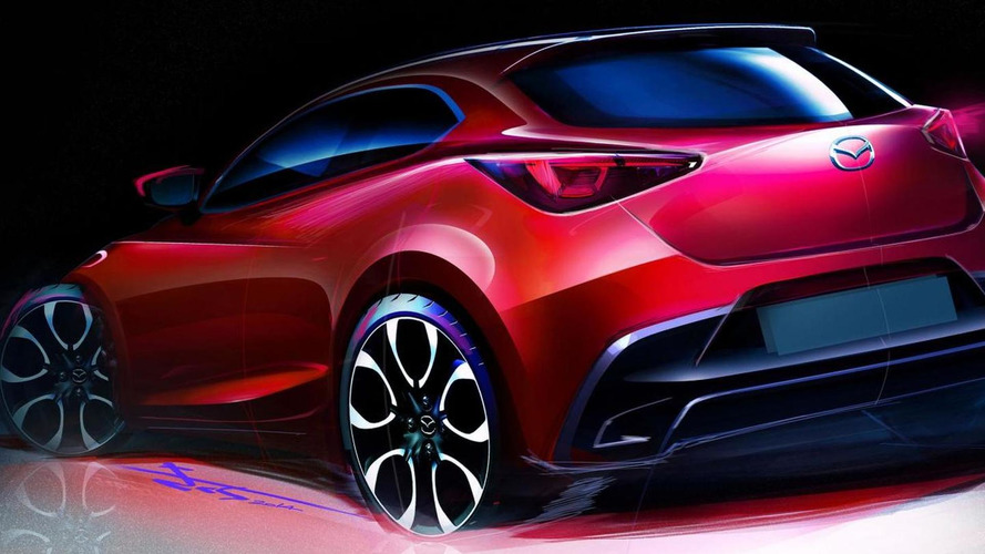 Mazda CX-3 rumored to debut in Los Angeles