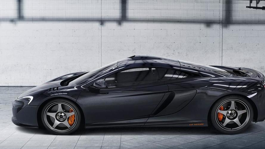 McLaren 650S replacement due 2018