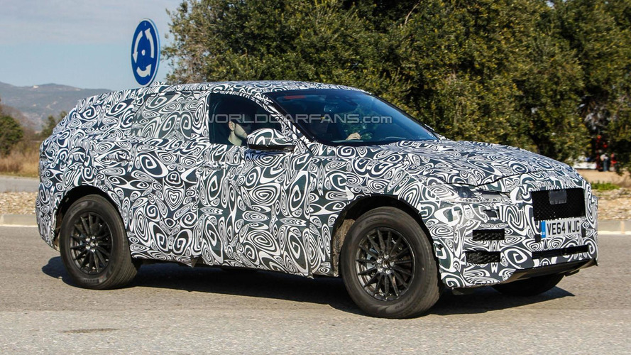 Jaguar F-Pace to be unveiled in September at Frankfurt Motor Show