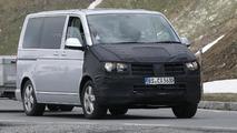 Volkswagen T6 spy photo