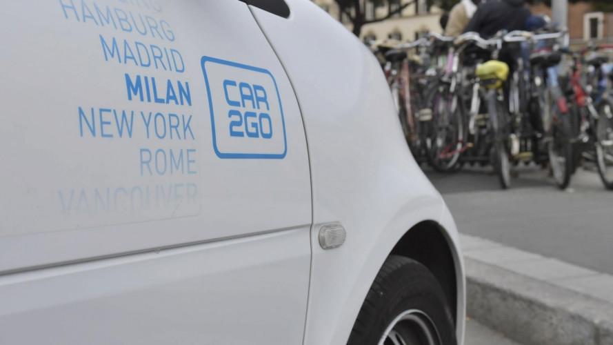 car2go, Milano supera i 150.000 abbonati