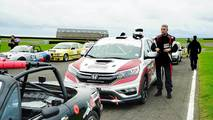 Race of Remembrance 2017, Anglesey Circuit