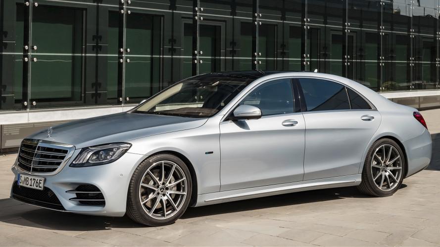 Salone di Francoforte: Mercedes S 560 e, ibrida in prima classe