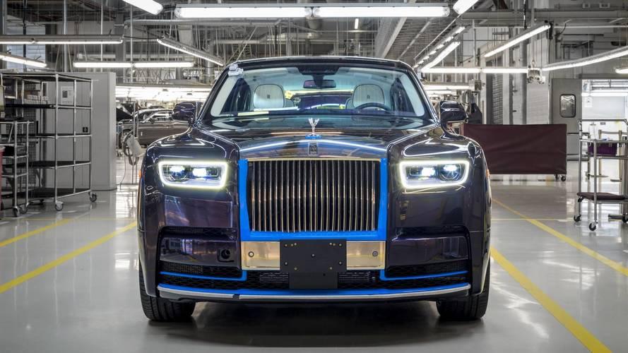 İlk 2018 Rolls-Royce Phantom
