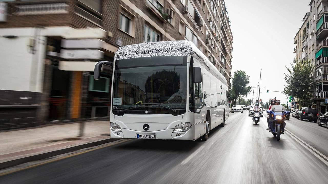 Mercedes-Benz Citaro EV