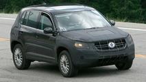 SPY PHOTOS: VW Tiguan