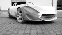 TVR Tuscan 4 prototype? - 14.11.2011