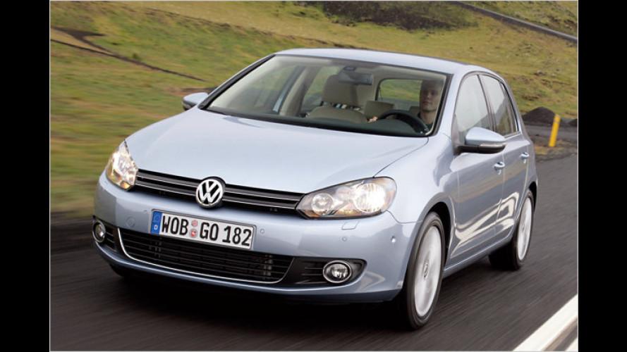 VW Golf jetzt mit Fernlicht-Assistent erhältlich