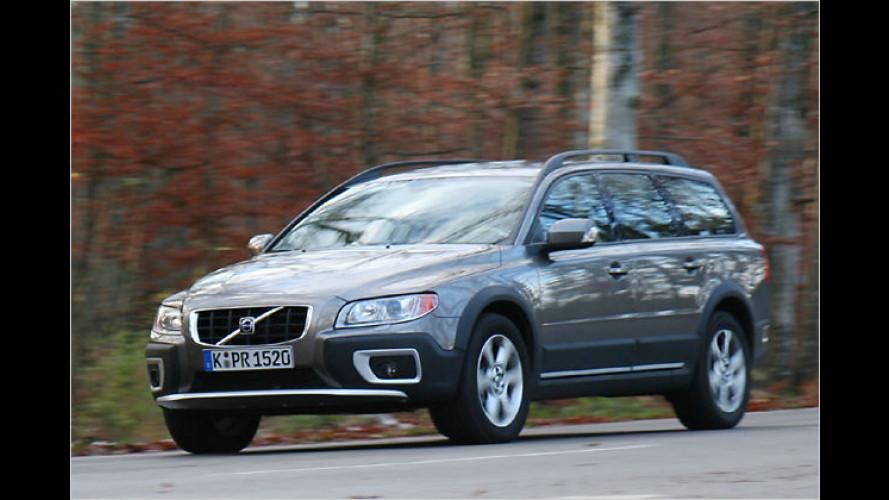 Schwede fürs Grobe: Volvo XC70 mit 185-Diesel-PS im Test