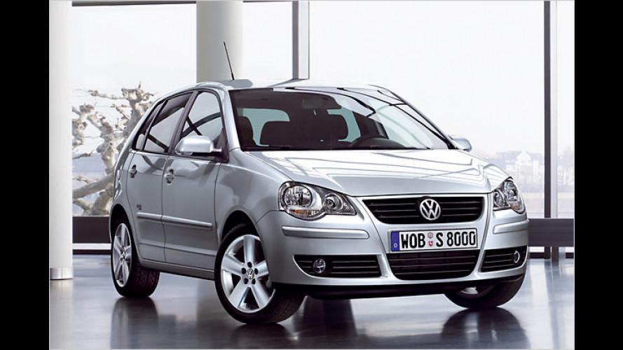 Volkswagen bietet zwei neue Polo-Sondermodelle an