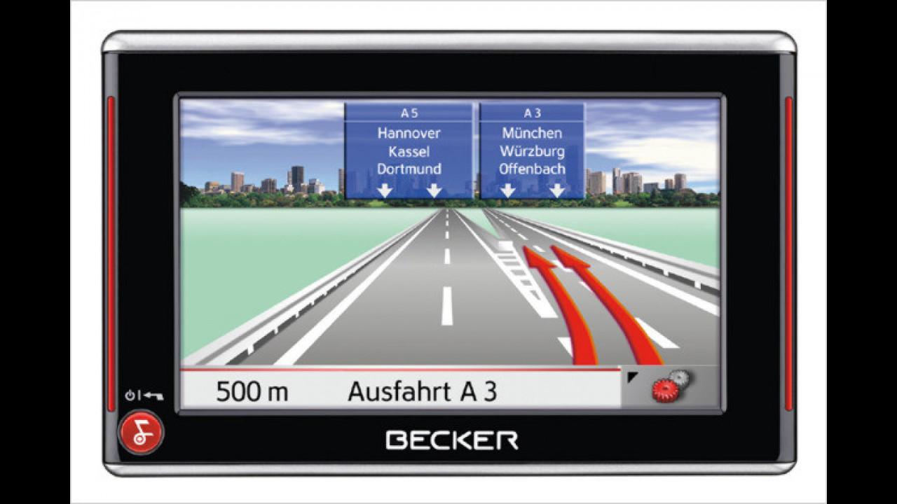 Becker Traffic Assist 7977