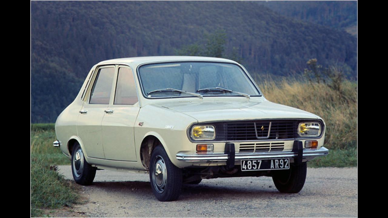 40 Jahre Renault 12