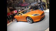 Trionfo di arancione al Salone di Ginevra 2011