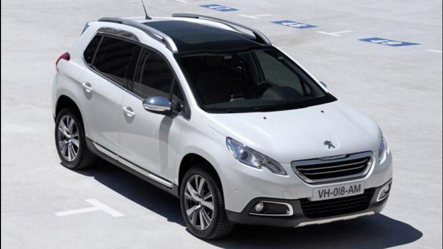 Peugeot 2008: i prezzi