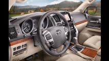 Toyota Land Cruiser V8 MY 2012