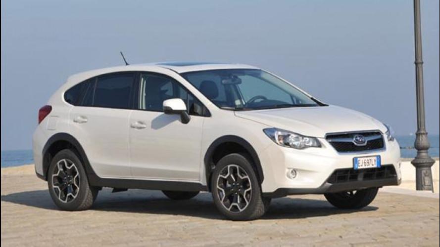 Subaru XV BI-Fuel
