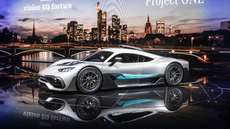 Birisi Mercedes Project One rezervasyonunu 5.2 milyon dolara satışa çıkardı