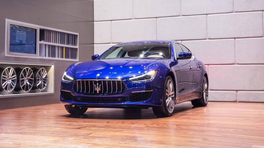 2018 Maserati Ghibli GranLusso, GranSport Debut In The Metal