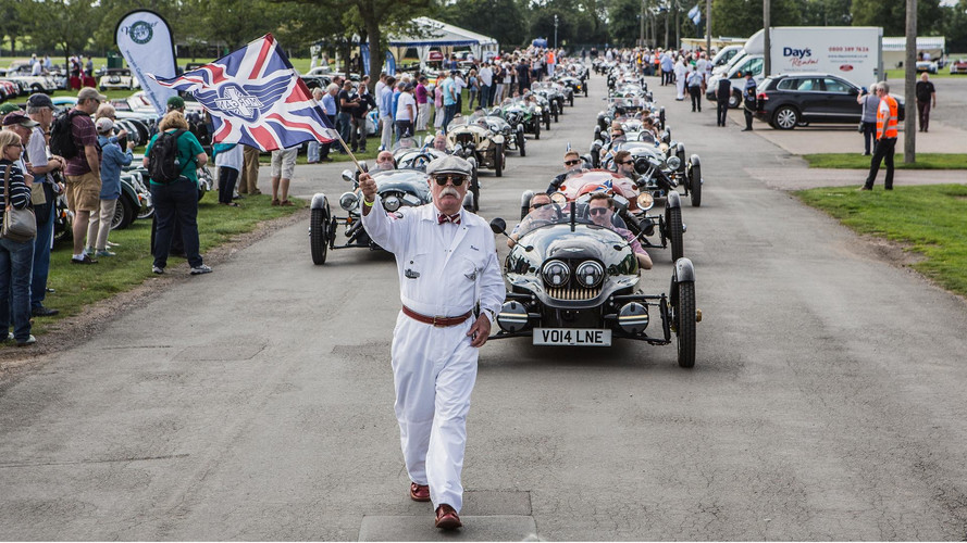 Over 1.5K Morgans Gathered To Celebrate 108 Years Of History