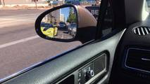 2019 Aston Martin Vantage spy photo
