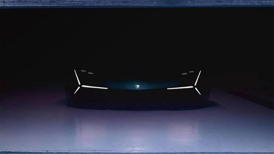 Lamborghini'nin yeni konsepti Pazartesi günü MIT'de tanıtılacak