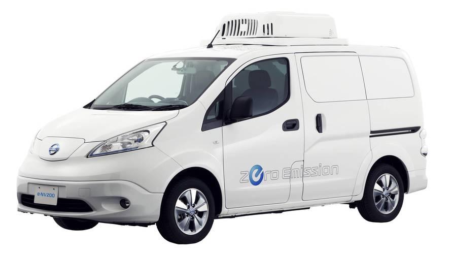 Nissan van concepts