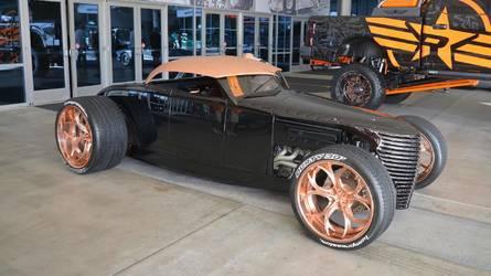 PHOTOS - Les voitures les plus bizarres du SEMA show