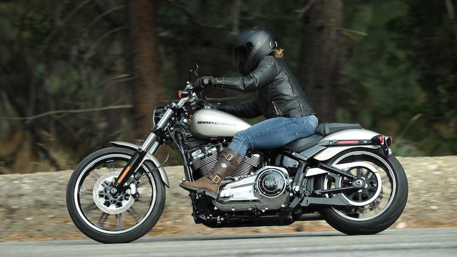 2018 Harley-Davidson Breakout: First Ride