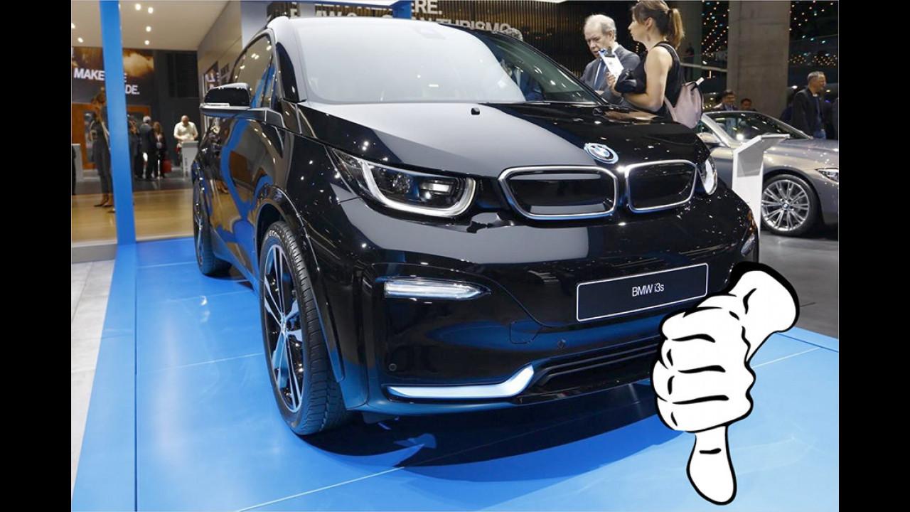 Manuel Lehbrink – Flop: BMW i3s
