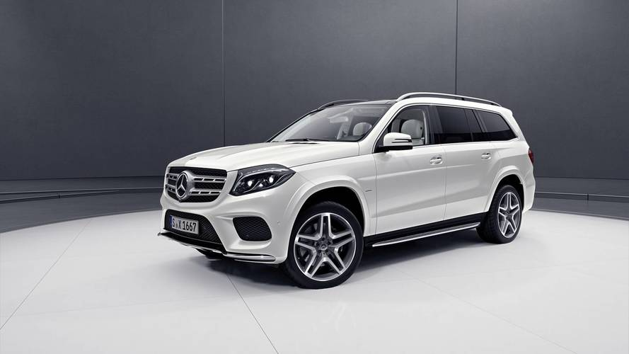Mercedes GLS Latest Special Edition Is Just Grand