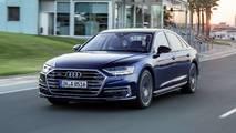 2018 Audi A8: Awesome All-Season Capability