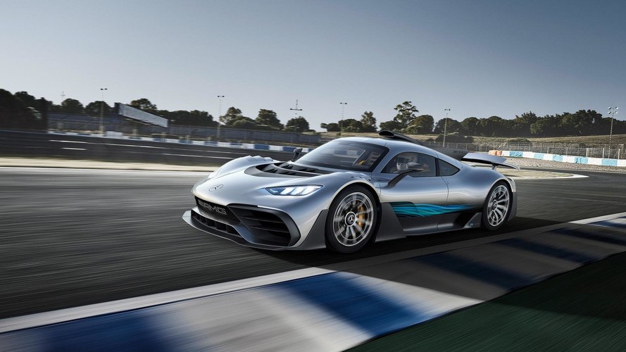 Mercedes-AMG Project One : record absolu du Nürburgring en ligne de mire