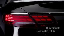 2018 Mercedes S-Class Cabriolet screenshot from teaser video