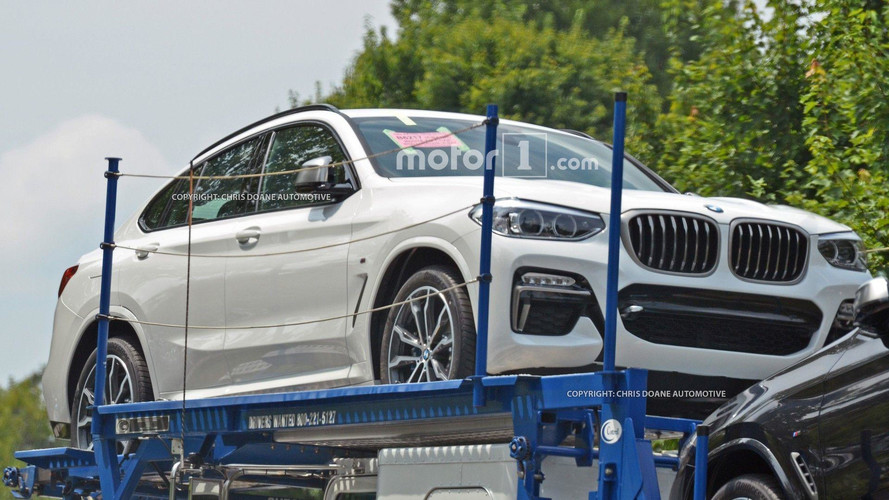 Current BMW X4 Production Ends Next Month After Short Lifespan