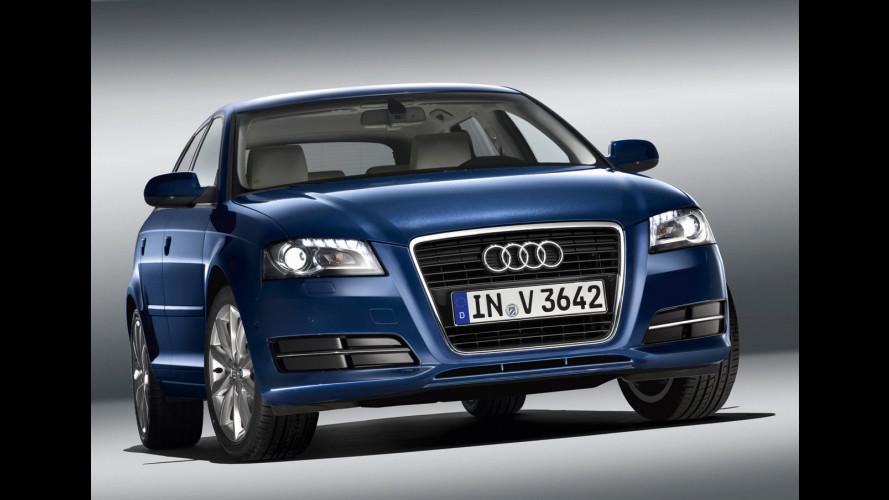 Audi A3 model year 2011