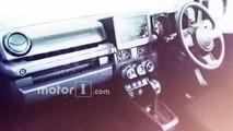 2018 Suzuki Jimny leaked official image