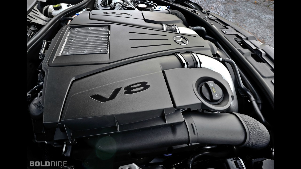 Mercedes-Benz CL550