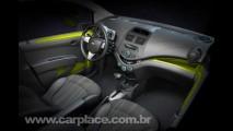 Novo Chevrolet Spark será apresentado em Genebra - Veja fotos e detalhes