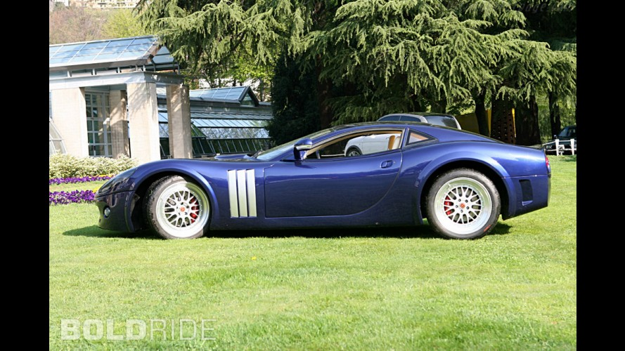 Bizzarrini GTS 4.1 Ghepardo Concept
