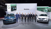 Skoda U.S. launch low priority, says CEO