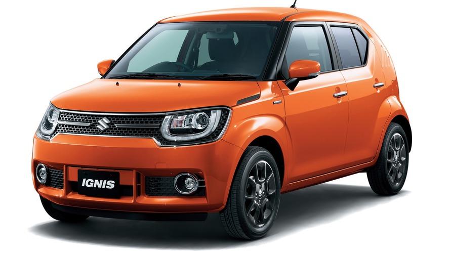 Suzuki Ignis 2017, para la aventura diaria