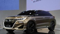 Honda Concept D, UR-V adıyla üretilecek
