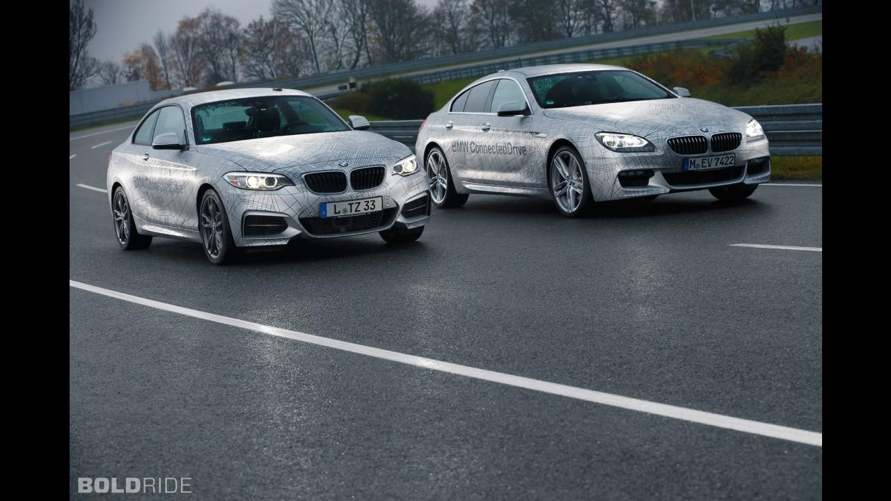 BMW 2 Series ConnectedDrive