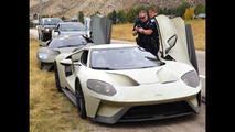 Ford GT prototypes ticketed