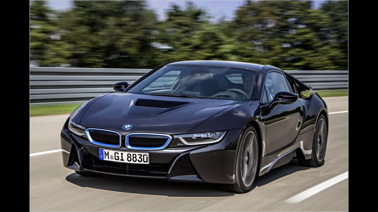 BMW: 7er-Langversion oder i8?